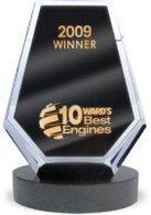 Les 10 meilleurs moteurs aux Etats-Unis sont...