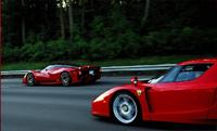 Vidéo: Ferrari P4/5 in NY