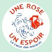 Une rose un espoir : 24 et 25 avril 2010 : les motards se mobilisent contre le cancer.