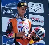 Musquin satisfait de son Grand-Prix d'Allemagne
