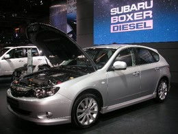 Subaru Impreza: Diésèlisée