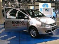 Salon de Bologne 2008 : l'Indica et le Ace électriques de Tata Motors