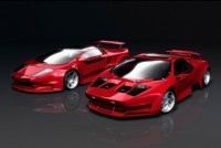 Storm Concept et V8 Twin-Turbo Concept by Stefan Schulze : les Diablo et Vector reviennent !!!