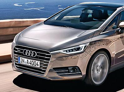 Audi prépare une A4 Super Avant...