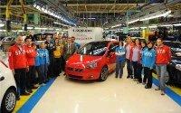 Evénement : Fiat a produit 1 million de Grande Punto !