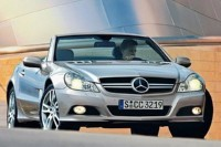 Future Mercedes Classe SL Phase 3 : mamie fait de la résistance !