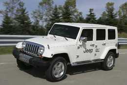 Jeep: Le concept EV n'est pas là...