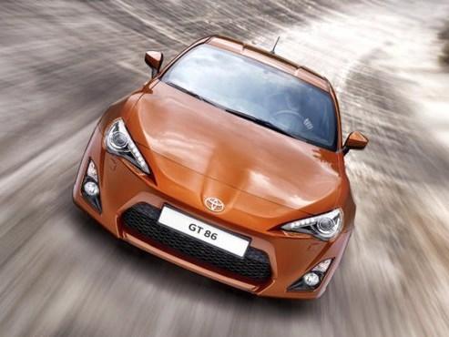 La Toyota GT86 : 30000 euros chez nous, 20000 euros au Japon