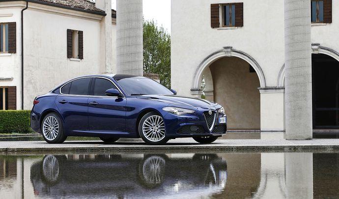 Alfa Romeo : la Giulia disponible en 200 ch essence