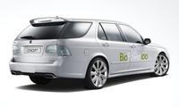 L'E85, c'est déjà dépassé, vive l'E100 avec la Saab Biopower Concept 100 !