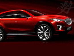 Salon de Genève 2011 - Mazda Minagi Concept: 1ères esquisses