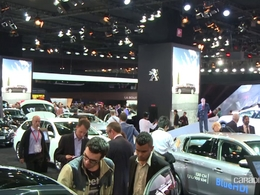 Visitez le stand Peugeot comme si vous y étiez - En direct du Salon de Paris 2014