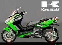 Acualité scooter: Et si Kawasaki sortait un J300 ?