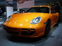 Porsche Cayman S Sport, la GT3 RS junior