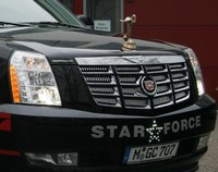 Cadillac Escalade Star Force by GeigerCars : le SUV des Oscars