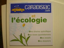Stand : venez visiter le stand vert Caradisiac-La Centrale !