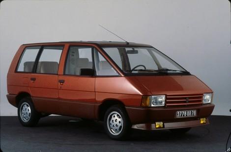 Question du jour n°58 : qui inventa le Renault Espace ?