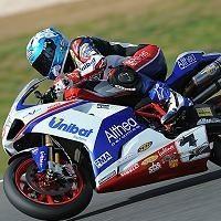Superbike - Valence D.1: Carlos Checa prophète en son pays