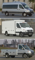 Dodge Sprinter : le fourgon de Mercedes-Benz à la conquête des  Etats-Unis !