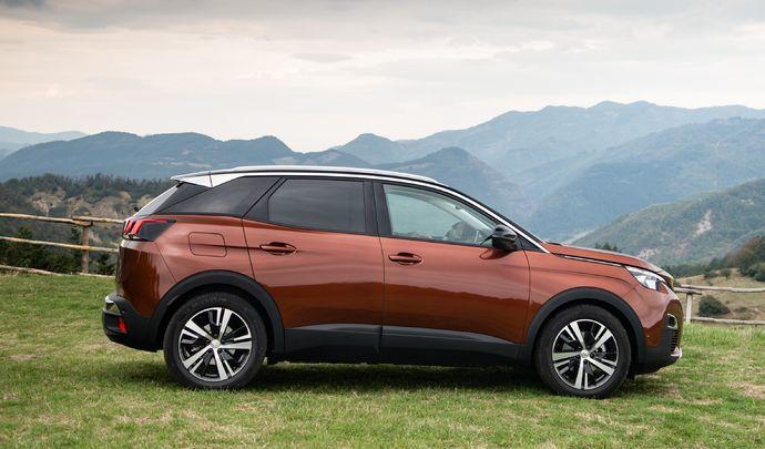 Peugeot: les 3008 et 5008 adoptent le 1.5 BlueHDi 130 ch