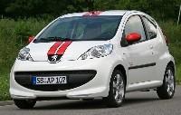 Peugeot 107 Street Racing