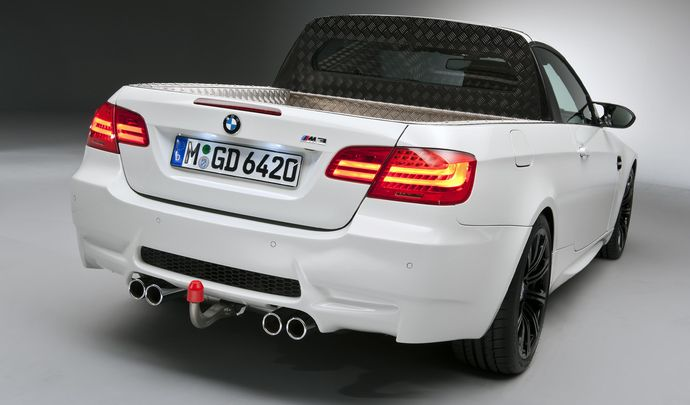 Pickup : au tour de BMW ?