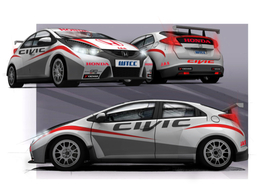 Honda s'engage en WTCC avec la Civic