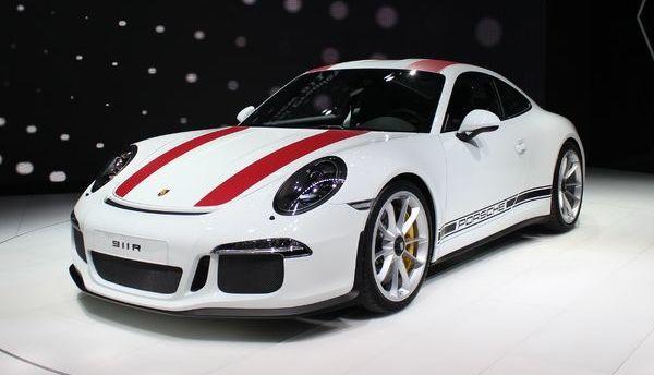 Porsche 911 R : la spéculation n'a jamais été aussi forte