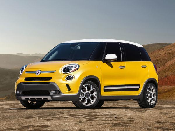 Fiat dévoile les tarifs du 500L Trekking