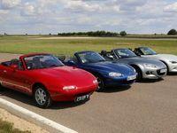Mazda: premières infos sur la prochaine MX-5
