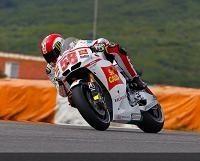 Moto GP - Portugal D.1: Marco Simoncelli retient la meute