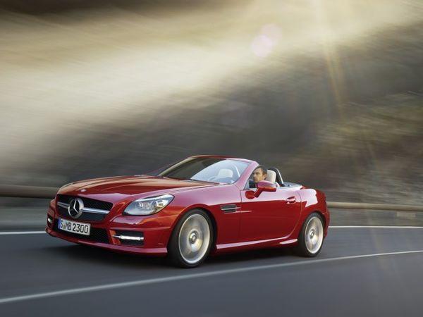 Nouveau Mercedes SLK : encore des vidéos (et 36 photos HD)