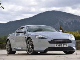 Aston Martin rappelle des autos en Australie pour un problème de pédale