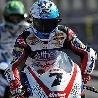 Superbike - Valence Q.1: Checa confirme et les Ducati officielles dominées par les privées
