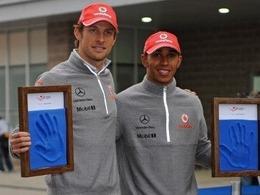 McLaren : « Nous avons les meilleurs pilotes »