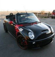 Mini Cooper S Airborne by Iacono Designs et Autocraft of Torrance