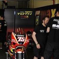 GP250 - Pays Bas: Quid des Aprilia du team Toth ?