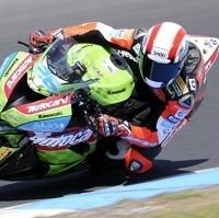 Supersport - Valence Q.1: Kawasaki et Fuji confirment