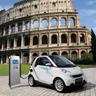 Des Smart Fortwo électriques débarqueront en Italie