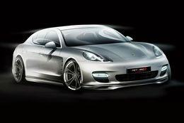 Porsche Panamera Turbo par SpeedART : elle fera très mal