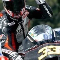 Moto GP - Pays Bas: Melandri arrive diminué