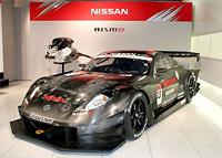 Nissan passe au V8 en Super GT