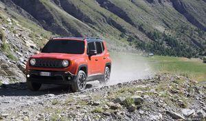 Jeep rappelle plusieurs centaines de milliers de Renegade et Cherokee