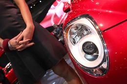 Paris 2008 : Alfa Romeo MiTo : Little Italy