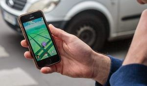 Le jeu Pokémon Go cause ses premiers accidents de la route en France