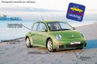 Volkswagen Beetle: la révolution pour 2009