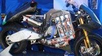 Un championnat de motos électriques à partir de 2010 !