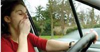 Etude : 1/3 Français avoue avoir déjà somnolé sur l'autoroute !