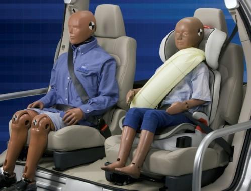 [Vidéo] Sécurité : Ford présente son nouveau système de ceinture gonflable