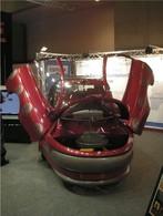 Assystem City Car: Elle tourne sur elle-même!
